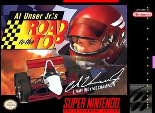 Al Unser Jr.'s Road to the Top image