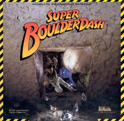 Super Boulder Dash Display Picture