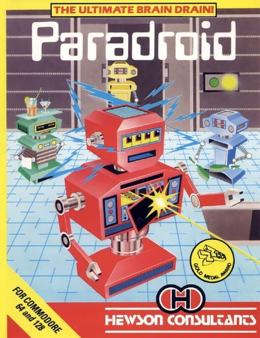 Paradroid image
