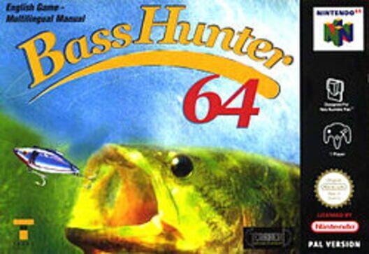 Bass Hunter 64 image