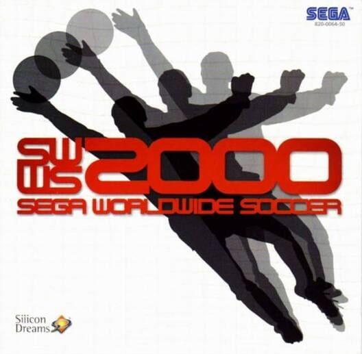 Sega Worldwide Soccer 2000 image