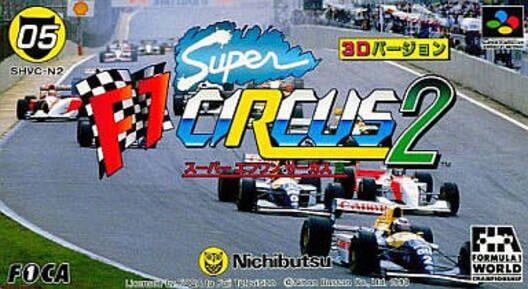 Super F1 Circus 2 Display Picture