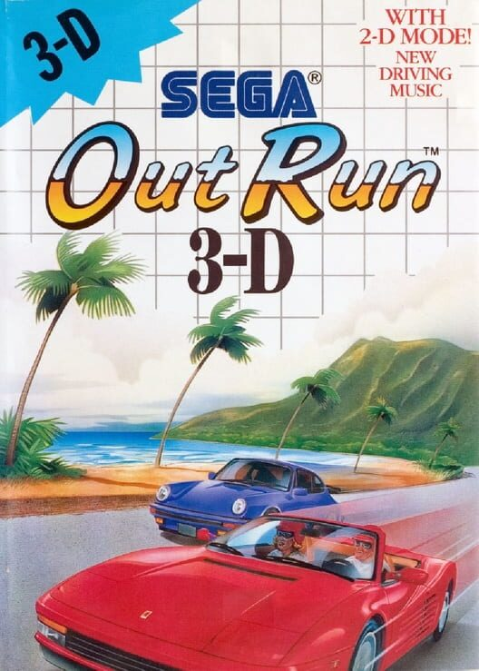 OutRun 3-D image