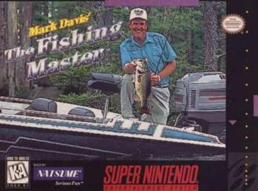 Mark Davis' The Fishing Master image