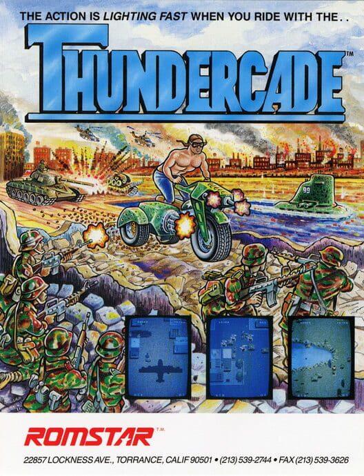 Thundercade image