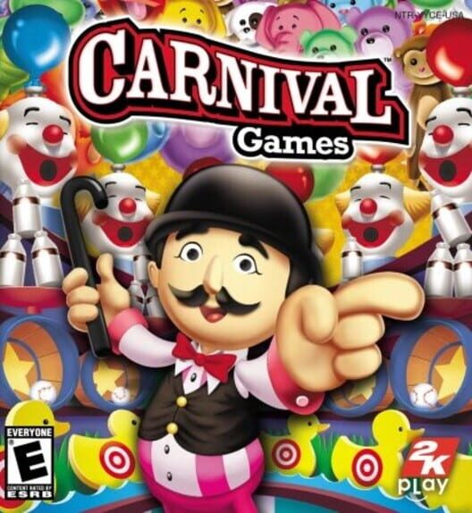 Carnival Games Display Picture