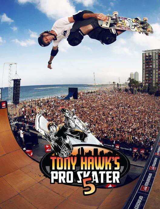 Tony Hawk's Pro Skater 5 image