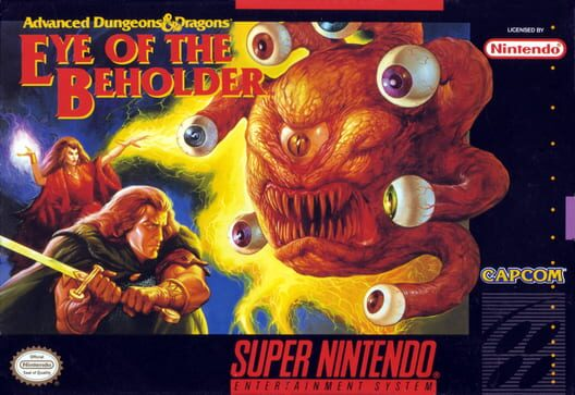 Advanced Dungeons & Dragons: Eye of the Beholder Display Picture