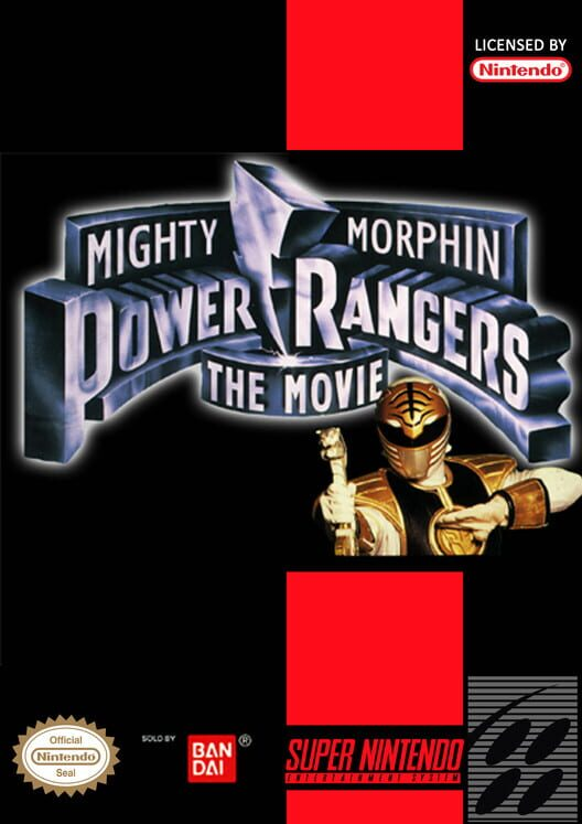 Mighty Morphin Power Rangers: The Movie image