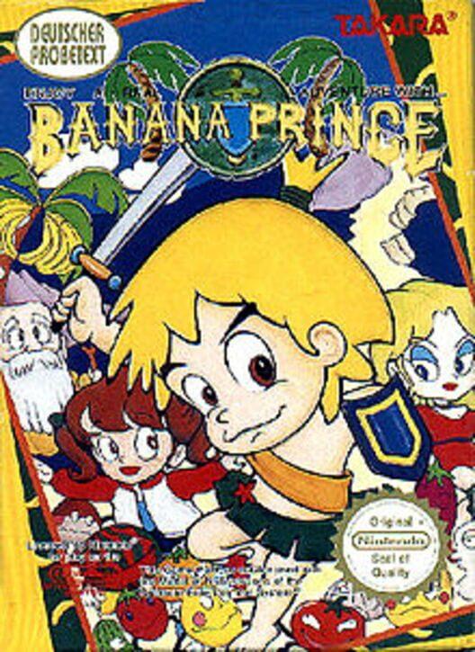 Banana Prince image