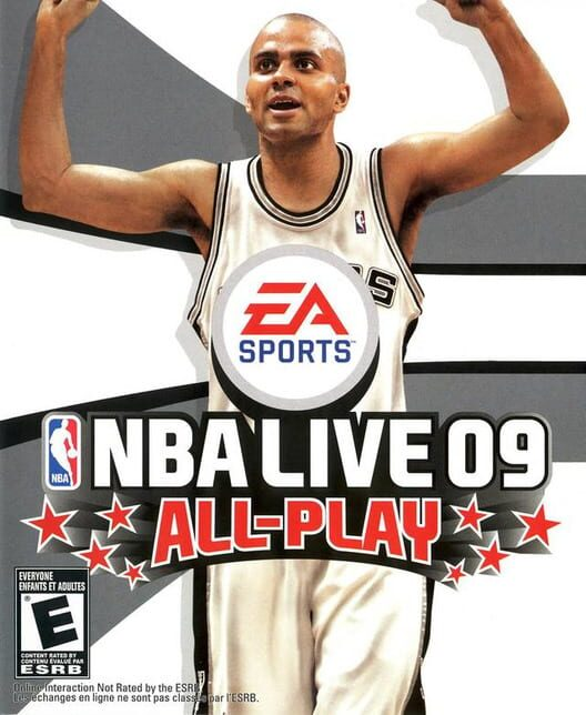 NBA Live 09 All-Play Display Picture