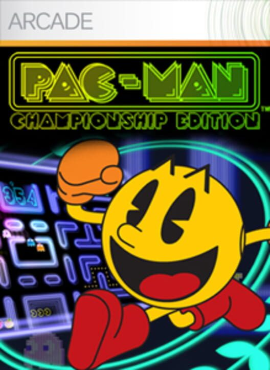 Pac-Man Championship Edition image