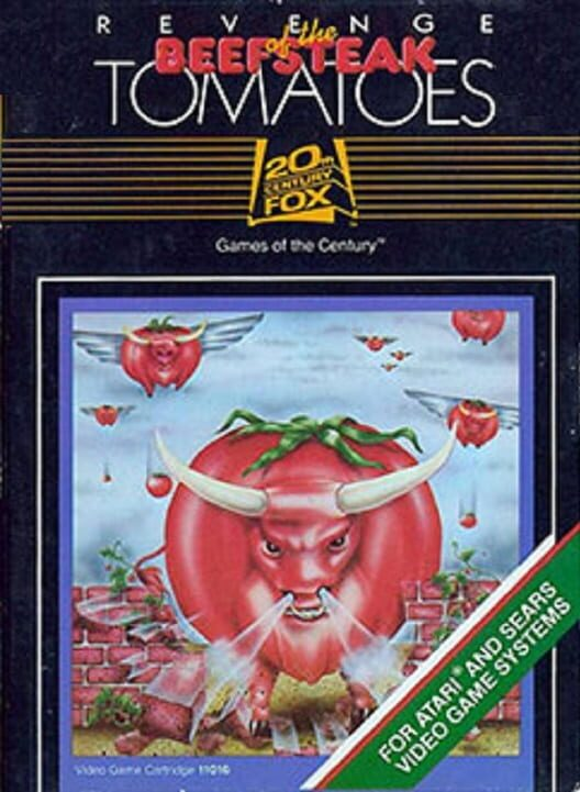 Revenge of the Beefsteak Tomatoes Display Picture