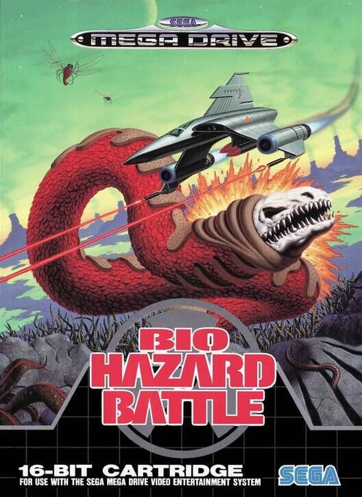 Bio-Hazard Battle image