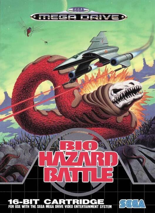 Bio-Hazard Battle image