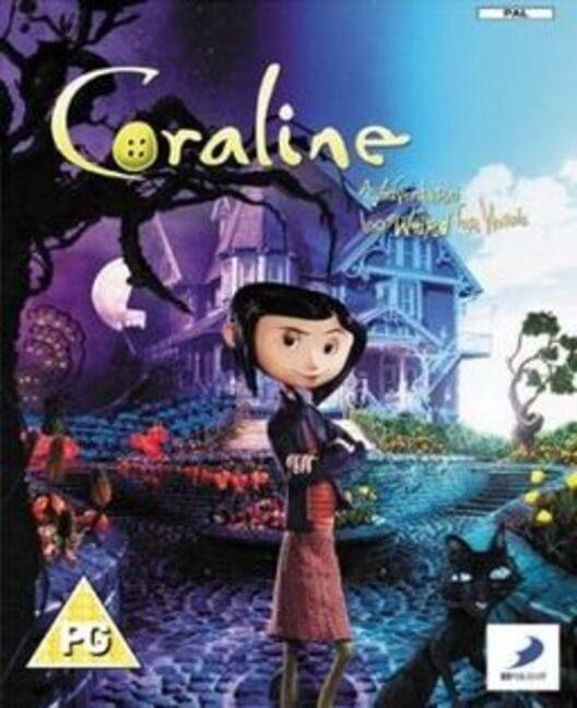 Coraline Display Picture