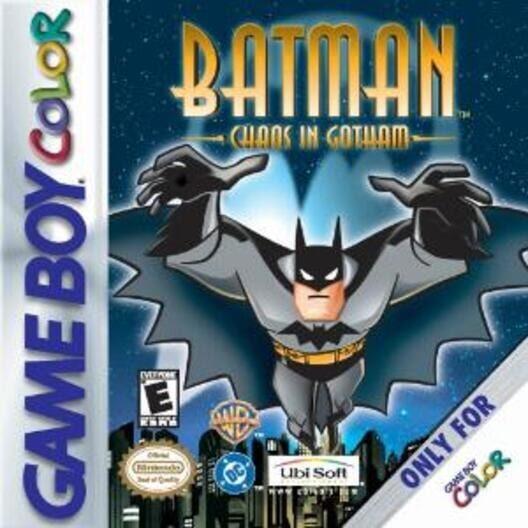 Batman: Chaos in Gotham image