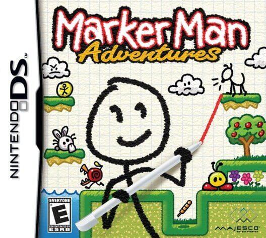 Marker Man Adventures Display Picture