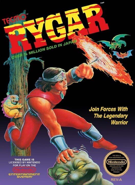 Rygar image