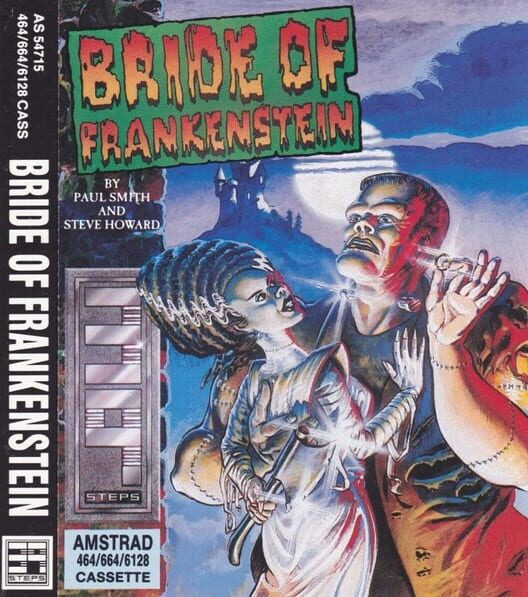 Bride of Frankenstein Display Picture