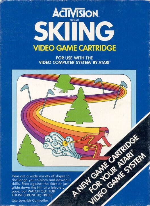 Skiing Display Picture
