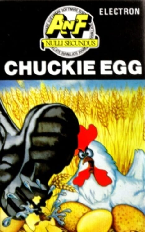 Chuckie Egg Display Picture
