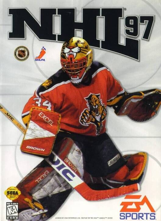 NHL 97 Display Picture
