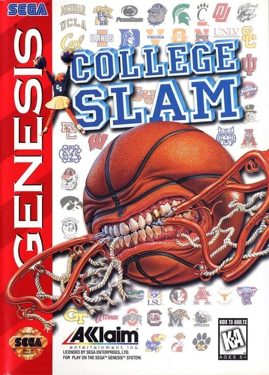 College Slam Display Picture
