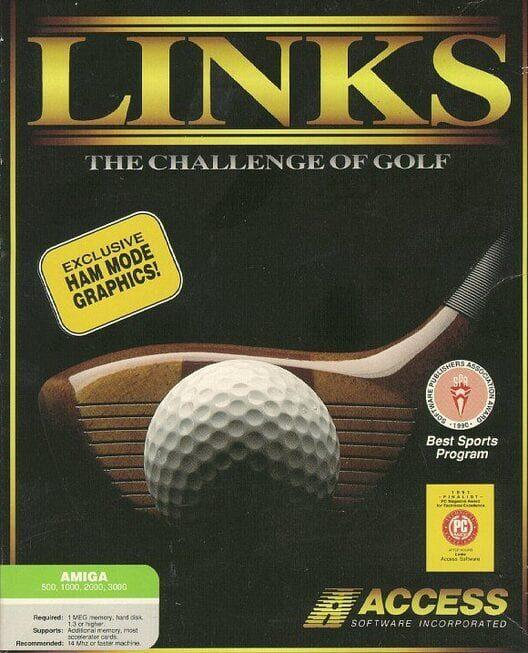 Links: The Challenge of Golf image