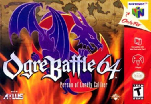 Ogre Battle 64: Person of Lordly Caliber image