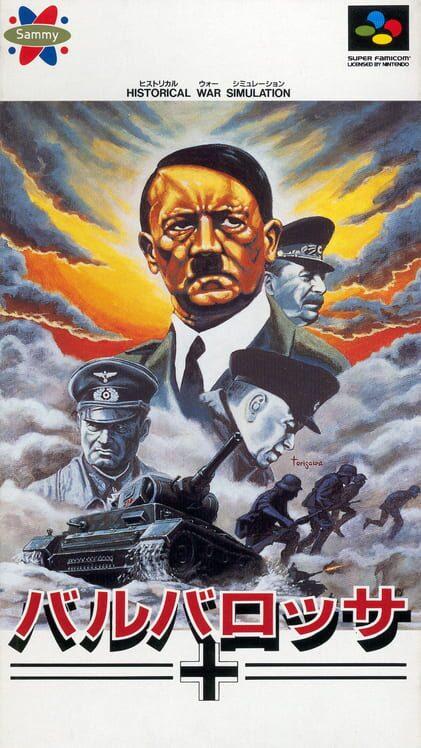 Barbarossa image