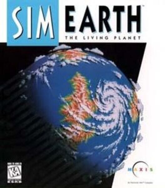 SimEarth Display Picture