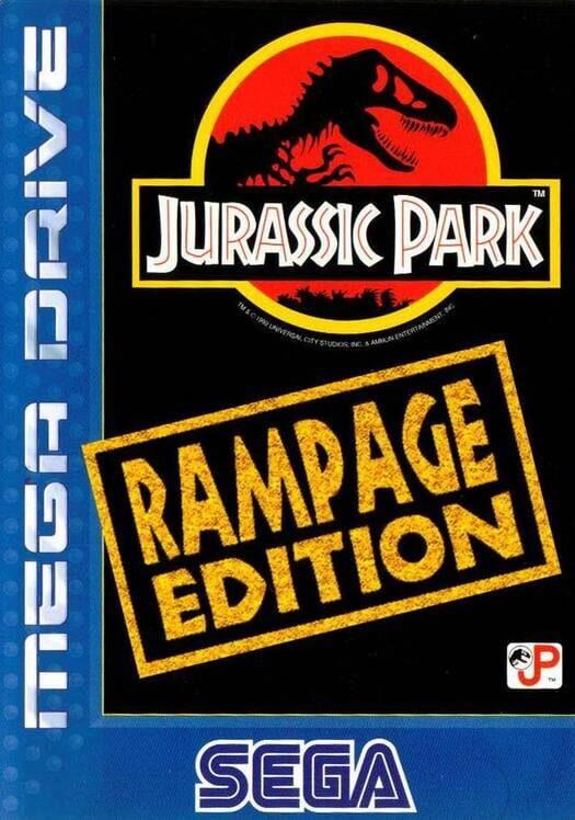 Jurassic Park: Rampage Edition image