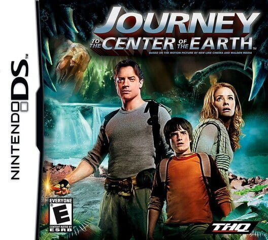 Journey to the Center of the Earth Display Picture