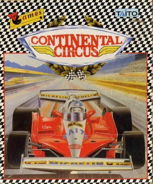 Continental Circus image