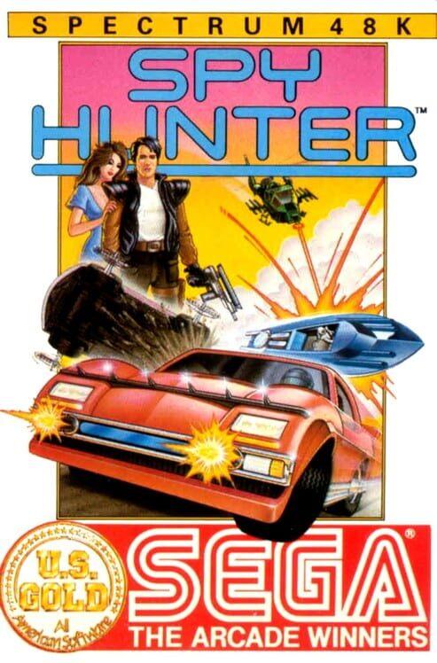 Spy Hunter image