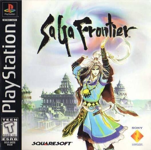 SaGa Frontier Display Picture