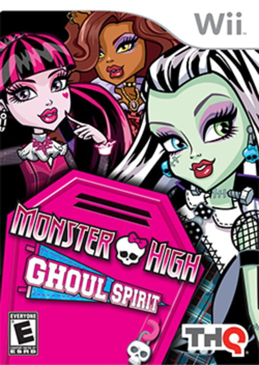 Monster High: Ghoul Spirit Display Picture