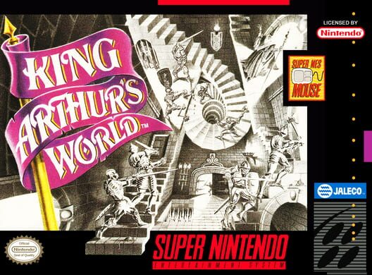 King Arthur's World Display Picture