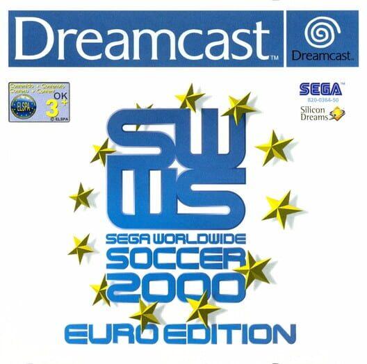 Sega Worldwide Soccer 2000 Euro Edition Display Picture