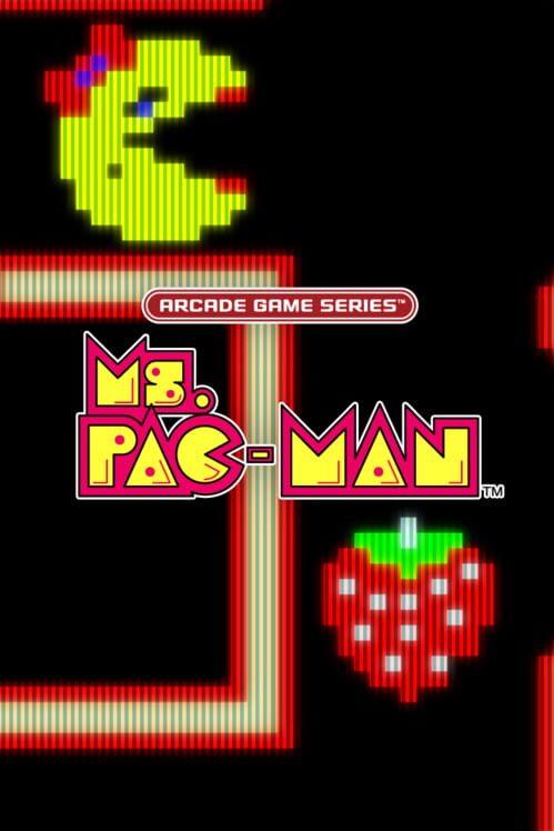 Arcade Game Series: Ms. Pac-Man image