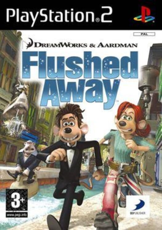Flushed Away Display Picture