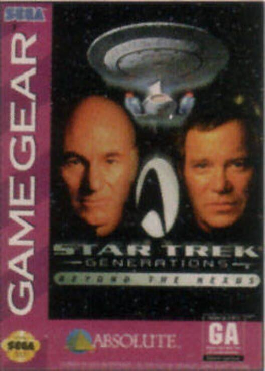 Star Trek: Generations: Beyond the Nexus Display Picture