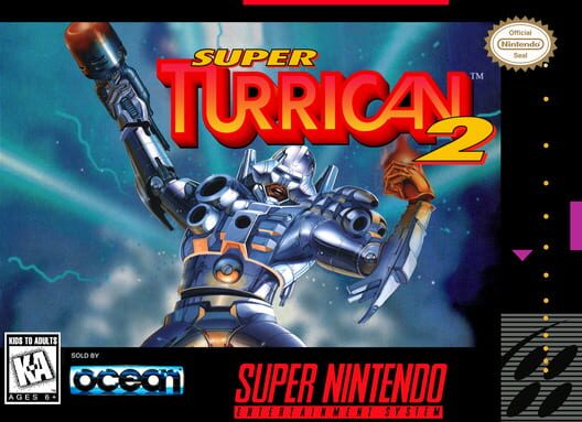 Super Turrican 2 Display Picture