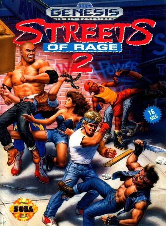 3D Streets of Rage 2 image