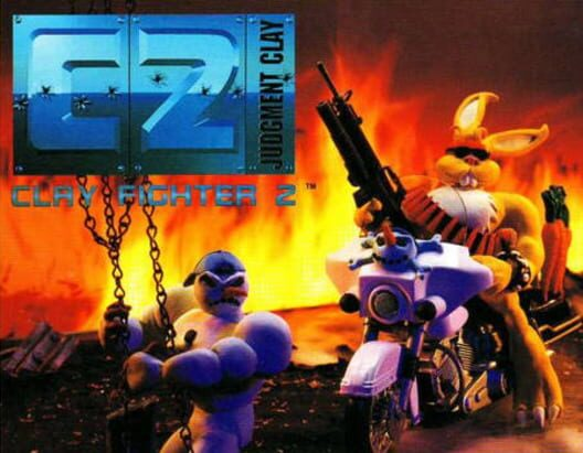 ClayFighter 2: Judgment Clay image