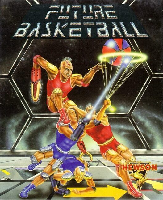 Future Basketball Display Picture