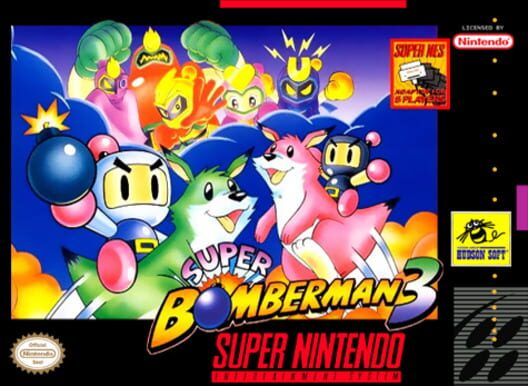 Super Bomberman 3 Display Picture