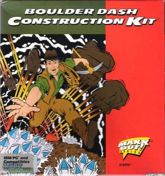 Boulder Dash Construction Kit image