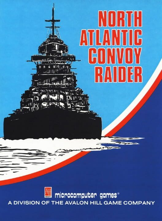 North Atlantic Convoy Raider image